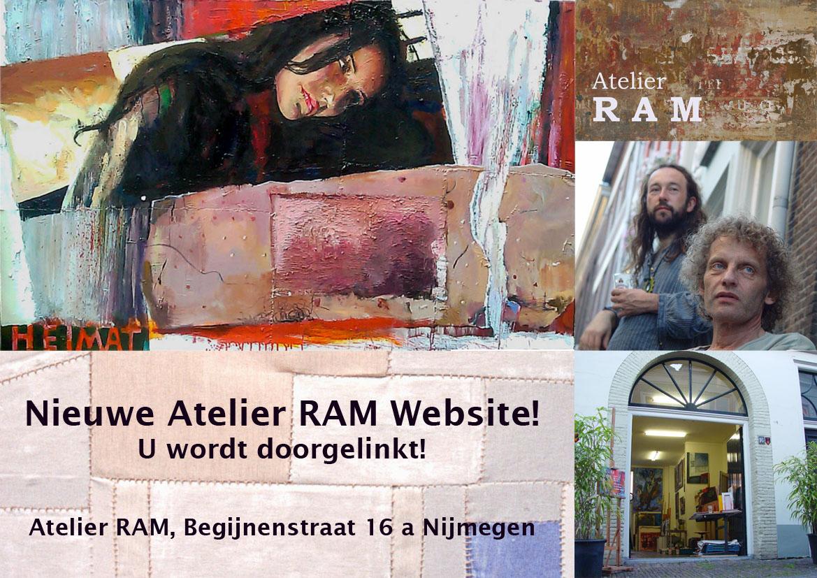 Welkom bij Atelier RAM